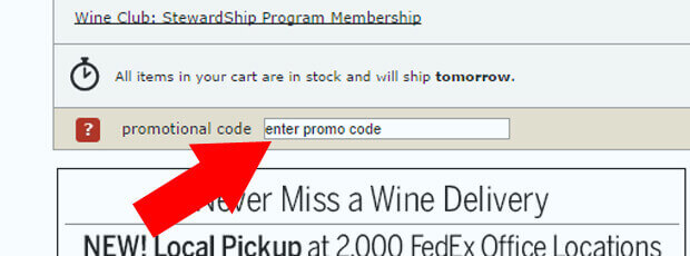 wine-com-how to enter promo codes