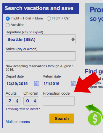 southwest-vacations---how-to-use-promo-codes