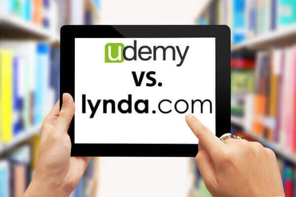 Udemy vs. Lynda.com