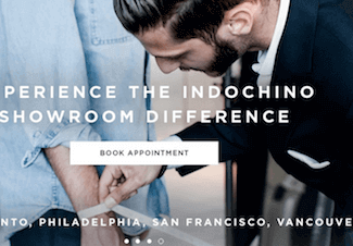 Indochino promo code