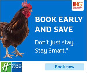 Holiday Inn Coupons (Including Express!) - June 2019 - Early Bird Deals!
