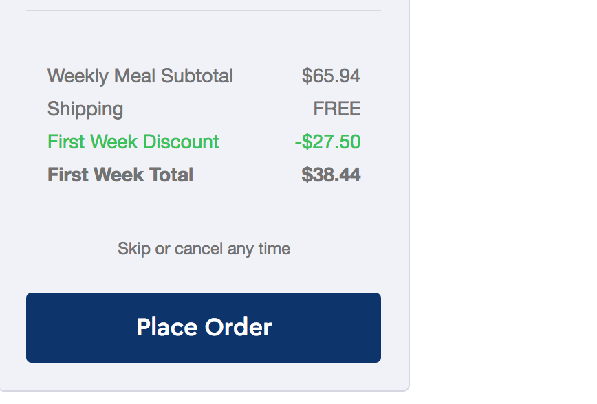 blue apron promo codes - best discounts